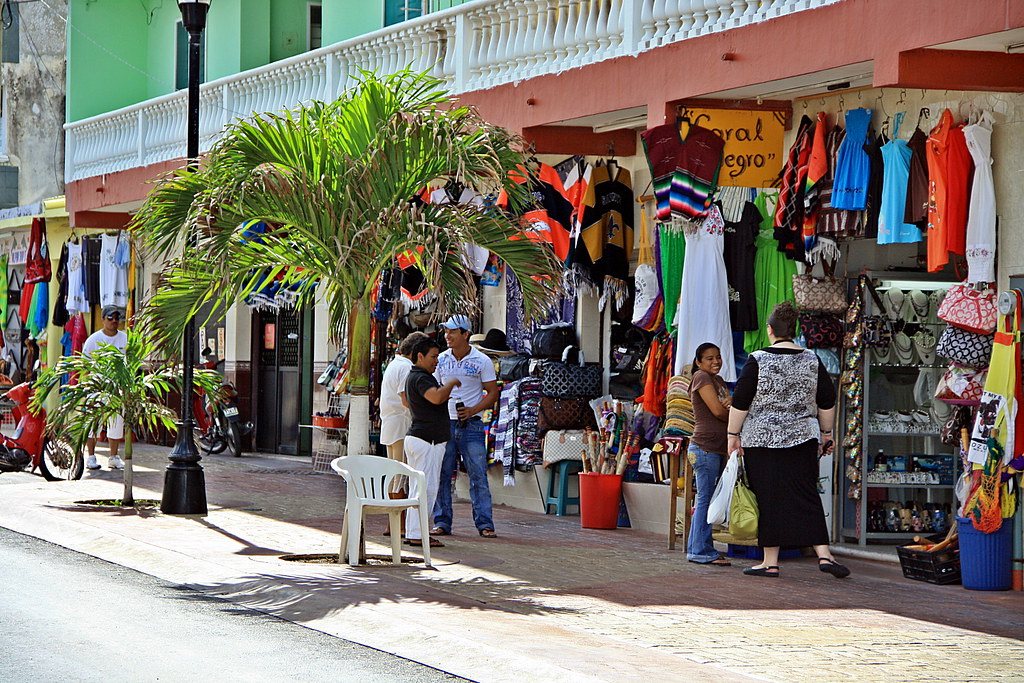 Cozumel port shops - YouTube |Cozumel Mexico Stores With Boots