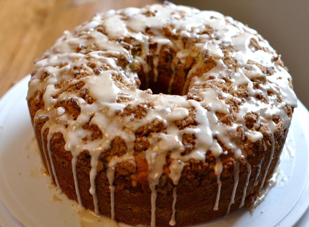 Sourcream Coffee Cake Insidebrucrewlife Com