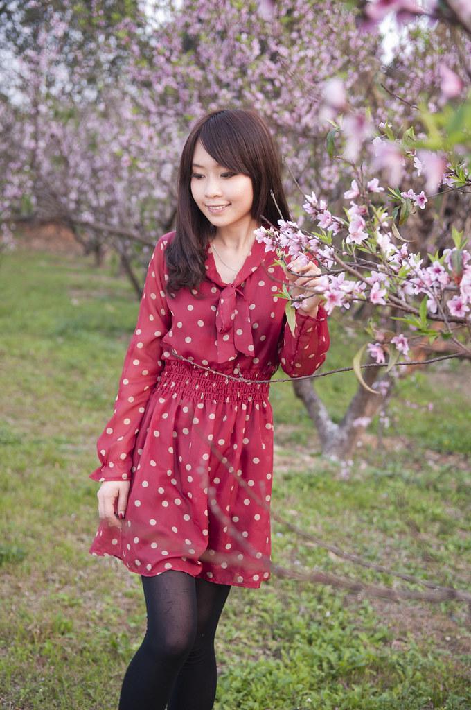 Cute Chinese Girl  Xuan Zheng  Flickr-1847