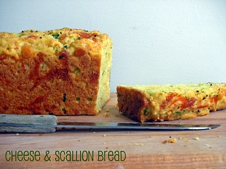 savory cheese and scallion bread | by awhiskandaspoon
