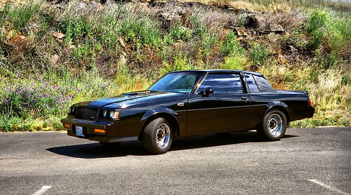 1987 Buick Grand National | by David Renwald