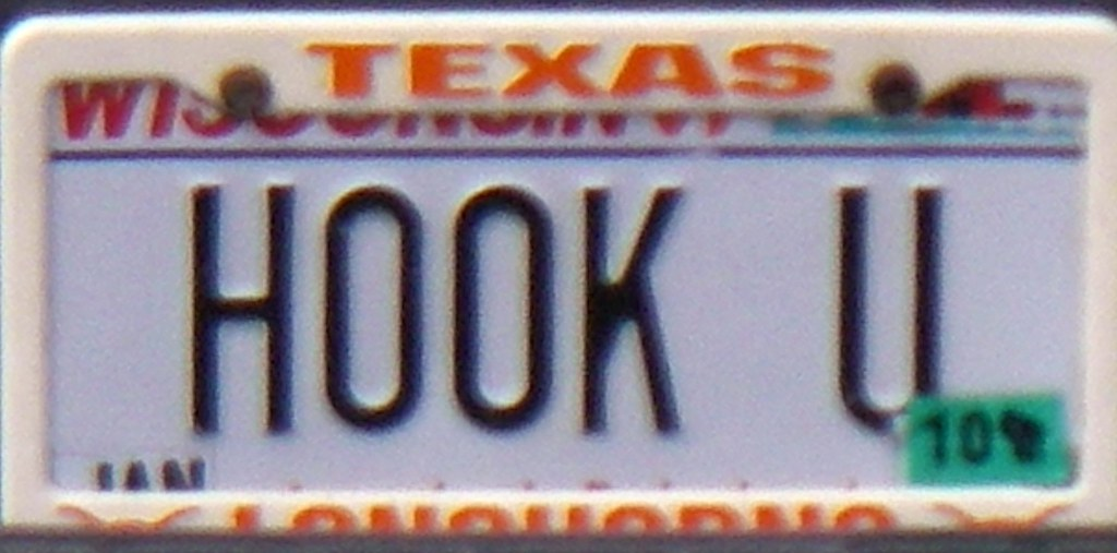 how to get personalized license plates in texas