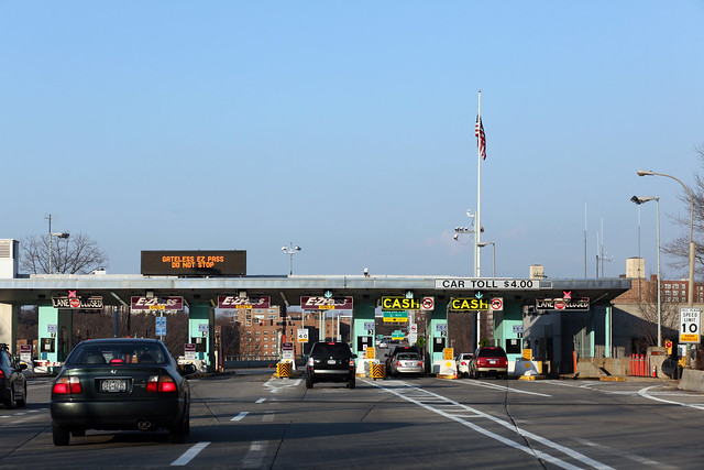 Henry Hudson Bridge Toll Plaza Flickr Photo Sharing
