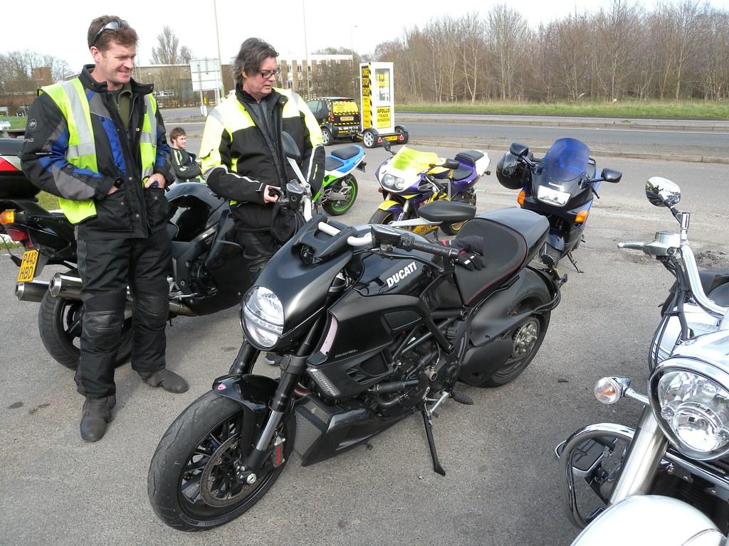 New Ducati Diavel