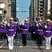 Archbishop Riordan Crusader Marching Band - 2011 St. Patrick's Day Parade San Francisco