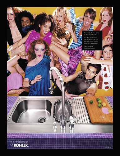 Party by David LaChapelle | by KohlerCo