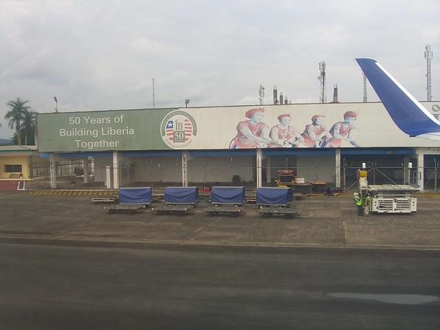 Monrovia Airport Flickr Photo Sharing