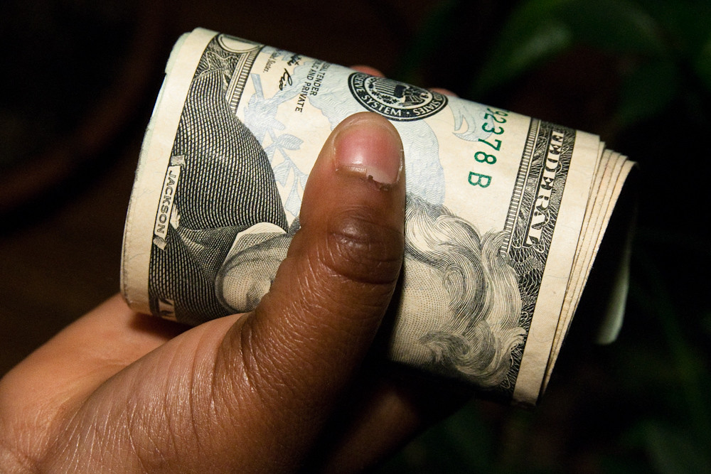 Black girls need money — img 9