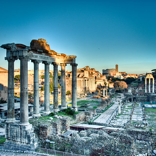 Roman Forum (HDR) | by luigig75