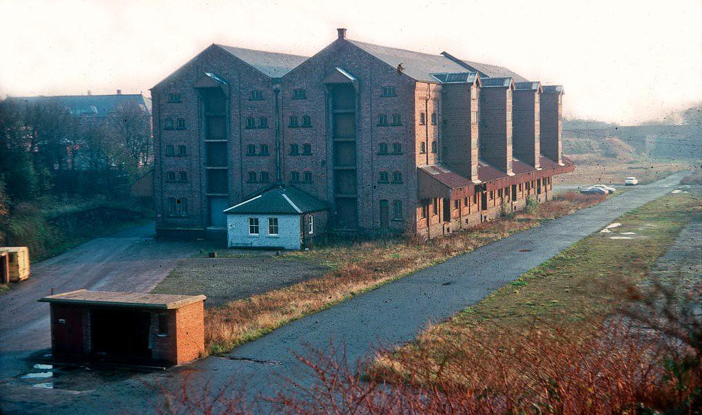 Former Lancashire Amp Yorkshire Railway Goods Warehouse But