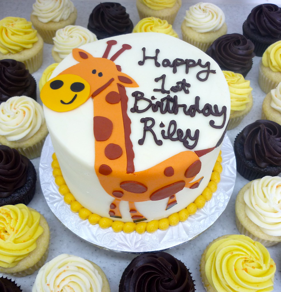 how to make a 3d giraffe cake