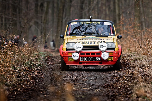 Renault 5 Alpine Turbo | by VJ Photography (www.vjimages.be)