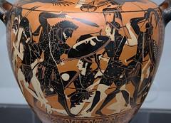 7. Héraklès contre les Amazones