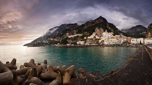 Amalfi Coast | by Benson Kua