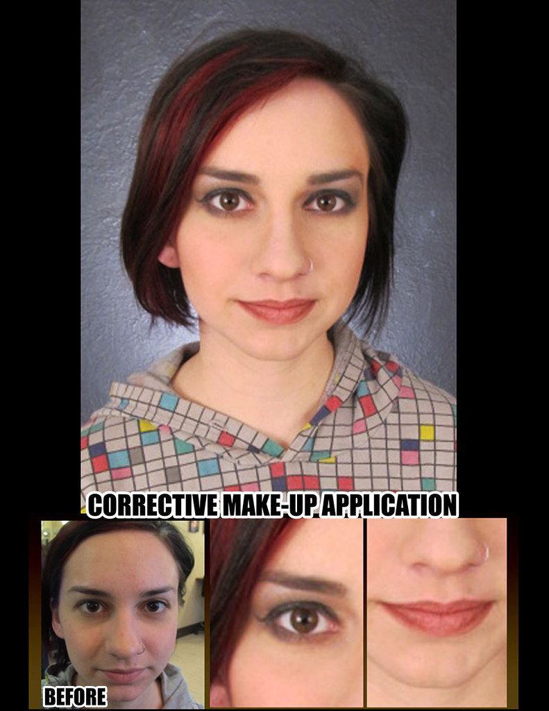 Basic Corrective Makeup Men Google Search: This Was A Basic Corrective Make-up