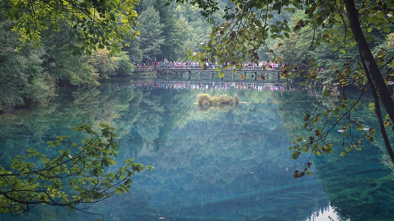 Kinh nghiệm du lịch Cửu Trại Câu | Mùa hè