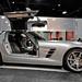 Mercedes SLS AMG  (D.C. Auto Show)