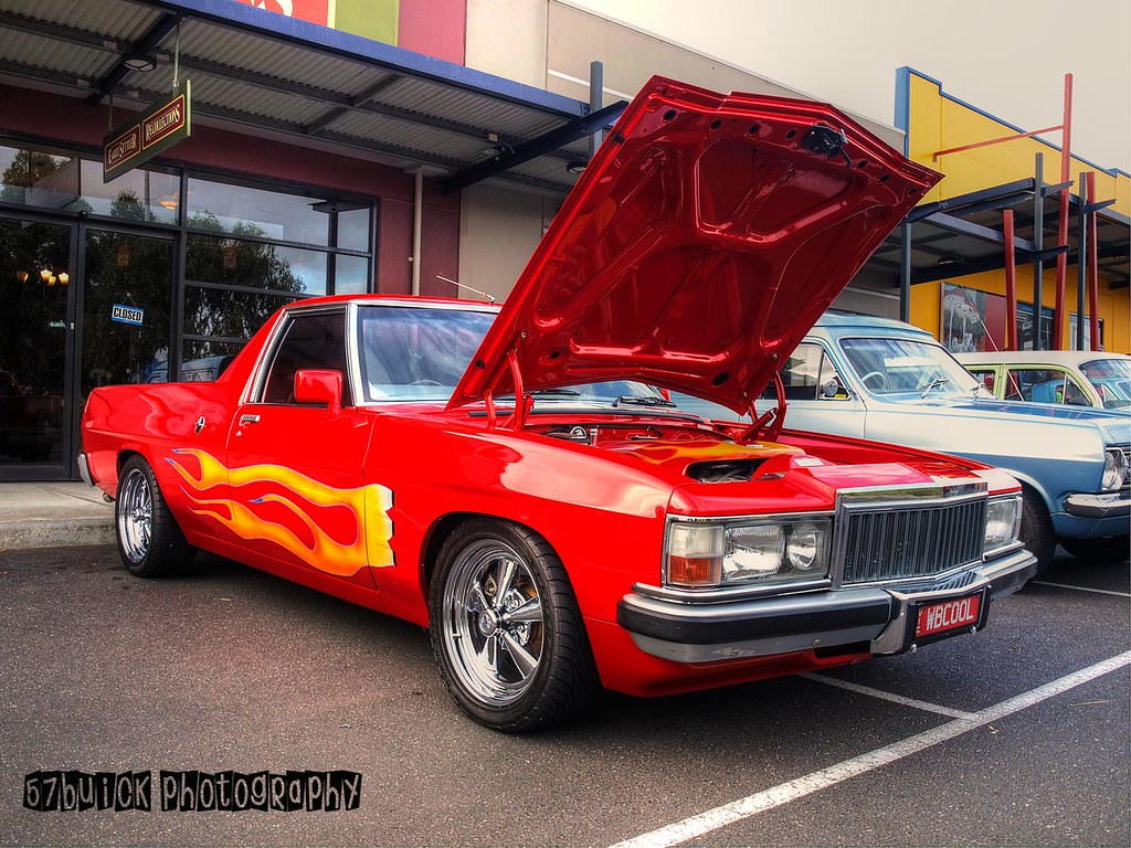 1980 Holden Wb Ute A Wb Ute With A Statesman Caprice