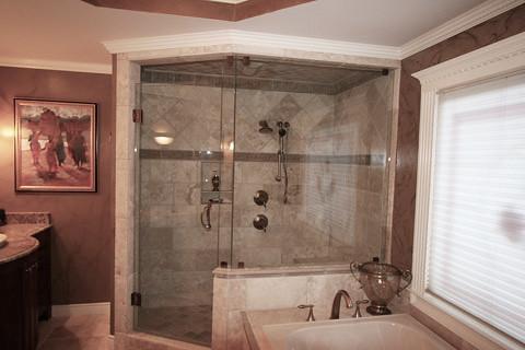 Ideas for Custom Walk-in Showers