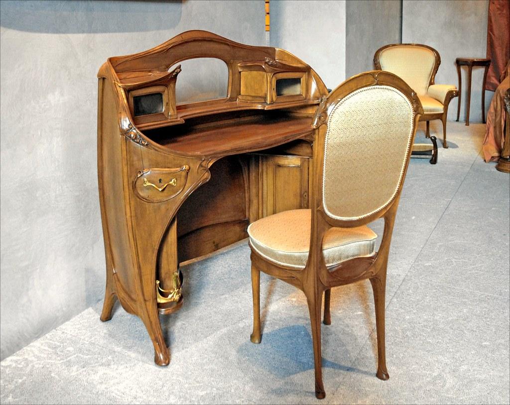 Hector Guimard Mus 233 E Des Beaux Arts De Lyon Mobilier