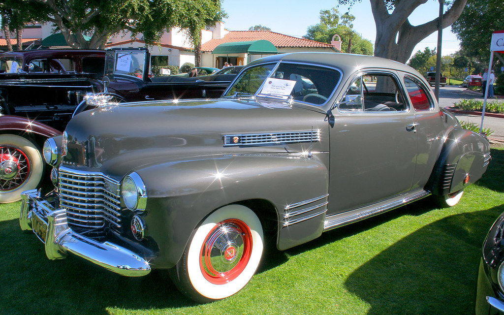 1941 Cadillac Series 61 Coupe Gray Fvl Lakewood Ca