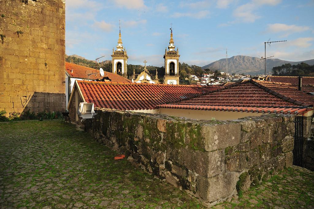 Murallas en vila nova de cerveira portugal vila nova de - Vilanova de cerveira ...
