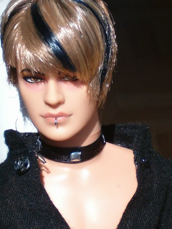 custom ken doll quotjarethquot customized cali girl blaine
