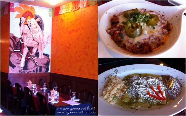 La Casita Mexican Restaurant Friendswood Menu