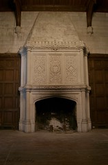 Briarcliff-Music Room Fireplace