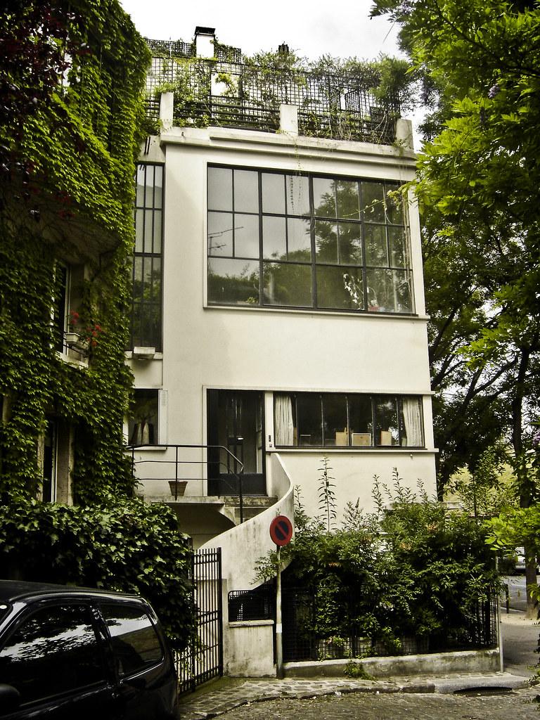 Maison Ozenfant Le Corbusier 1922 Paris 2006 Mars