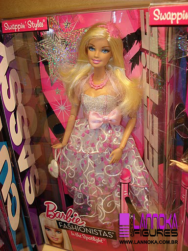 Barbie fashionistas in the spotlight cutie doll 40