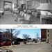 Then & Now - Hotel Rommel lobby