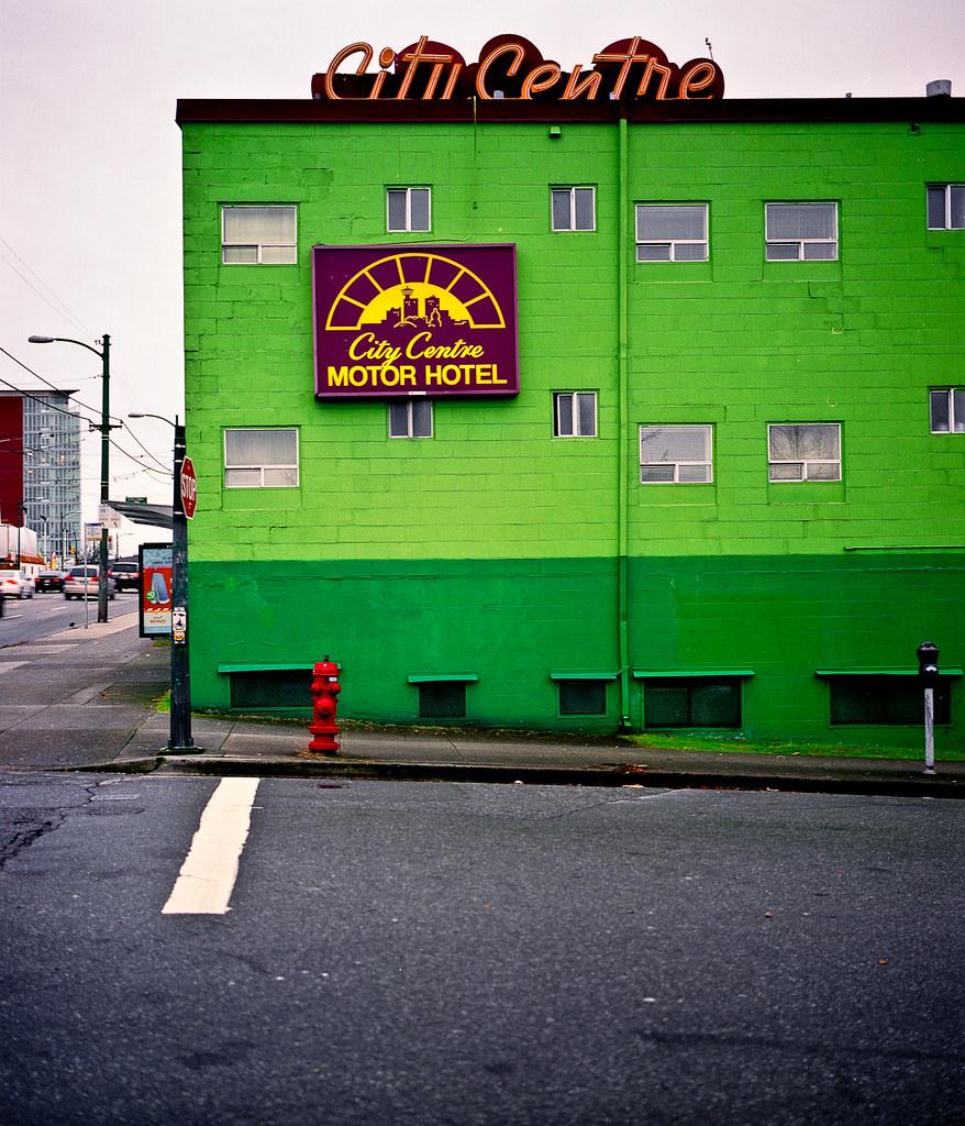 City centre motor hotel mamiya 7 ii 50mm f 4 5 lens Civic centre motor inn