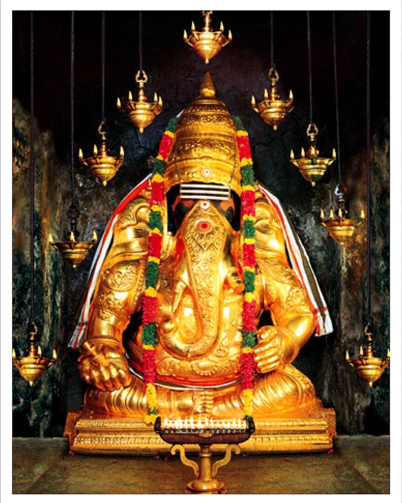 Karpaga Vinayagar Np Ramkumar Flickr