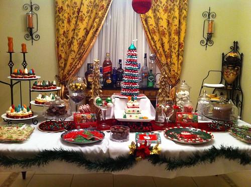 Christmas Dessert Table Ideas Flickr Photo Sharing