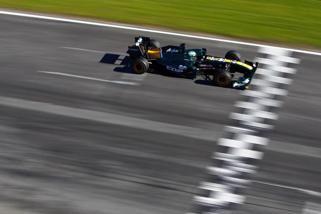 Car Racing Background