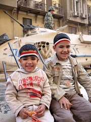Color-coordinated children of the revolution
