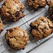 Grain Free Chocolate Chip Cookies with Sea Salt