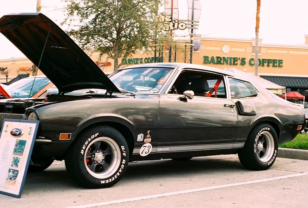 Ford Mustang Maverick Shelby Motors Of Mexico Flickr