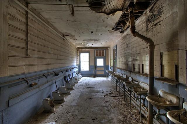 Angel island immigration station hospital flickr photo