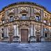 Palacio de Carlos V, Alhambra de Granada (Spain)