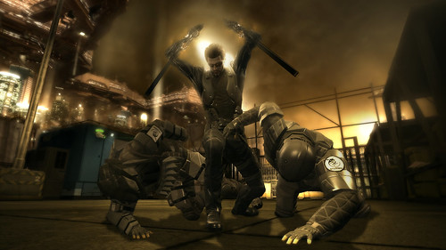 Deus Ex: Human Revolution for PS3 | by PlayStation.Blog