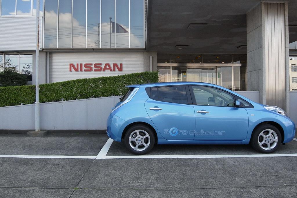 Nissan motor for Nissan motor co ltd