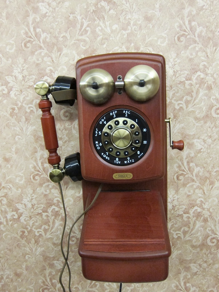 Retro Phone For Iphone Bluetooth