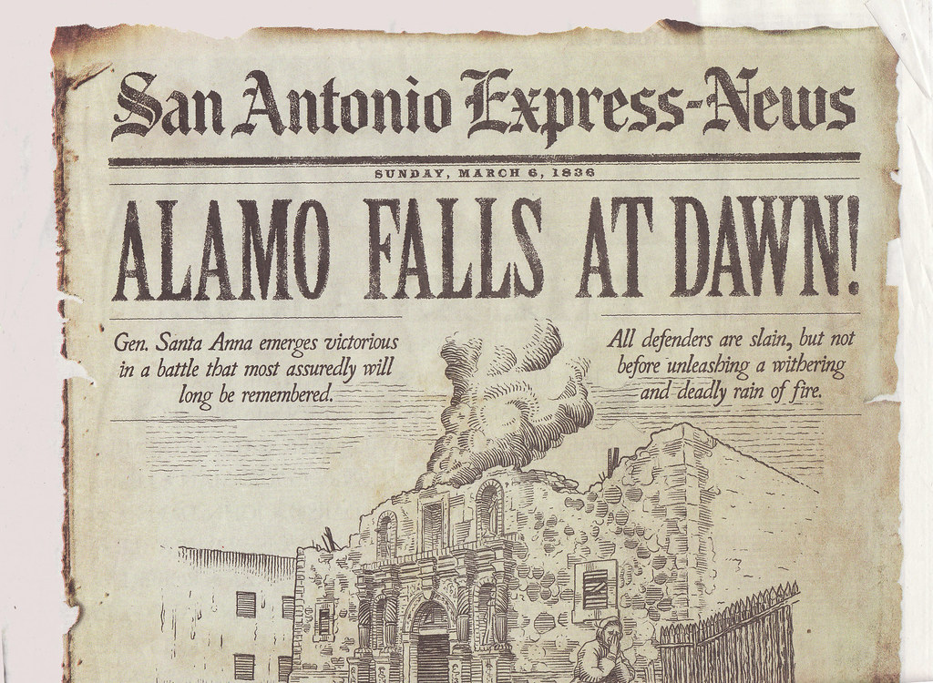 """the battle at the alamo essay 1 the battle for independence of texas from mexico, also known as """"the alamo"""",  was a battle between the mexican forces led by general santa anna and the."""