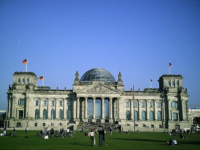 Bundes Reichstag