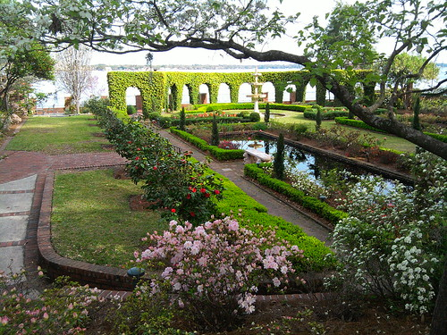 The Italian Garden at The Cummer Museum | by The Cummer Museum of Art & Gardens