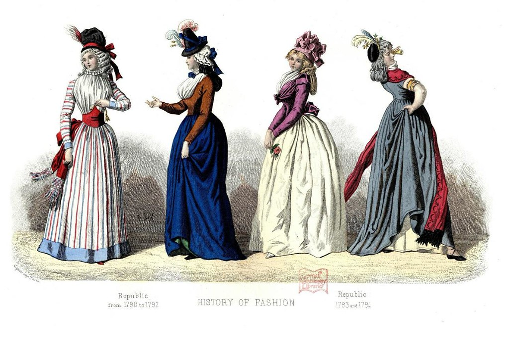 Famous Fashion Trends In History