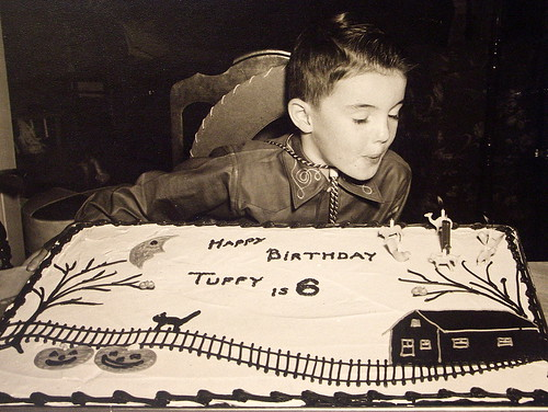 Sweetest Little Boy Birthday Cake Flickr Photo Sharing