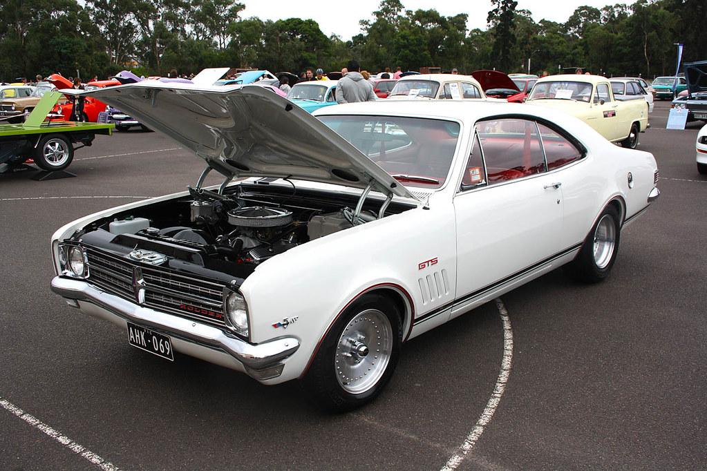1968 Hk Holden Monaro The 68 Hk Monaro Is A Highly